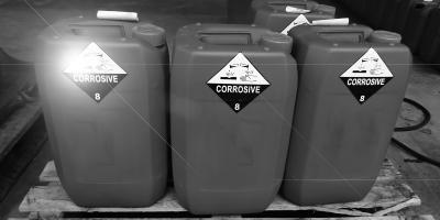 corrosive materials