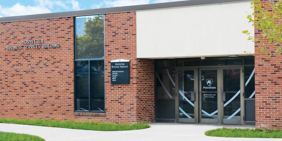 Hostetter Business Services Building
